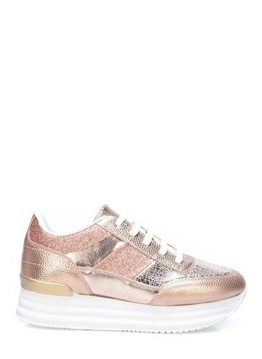 İnci Sneakers Bronz